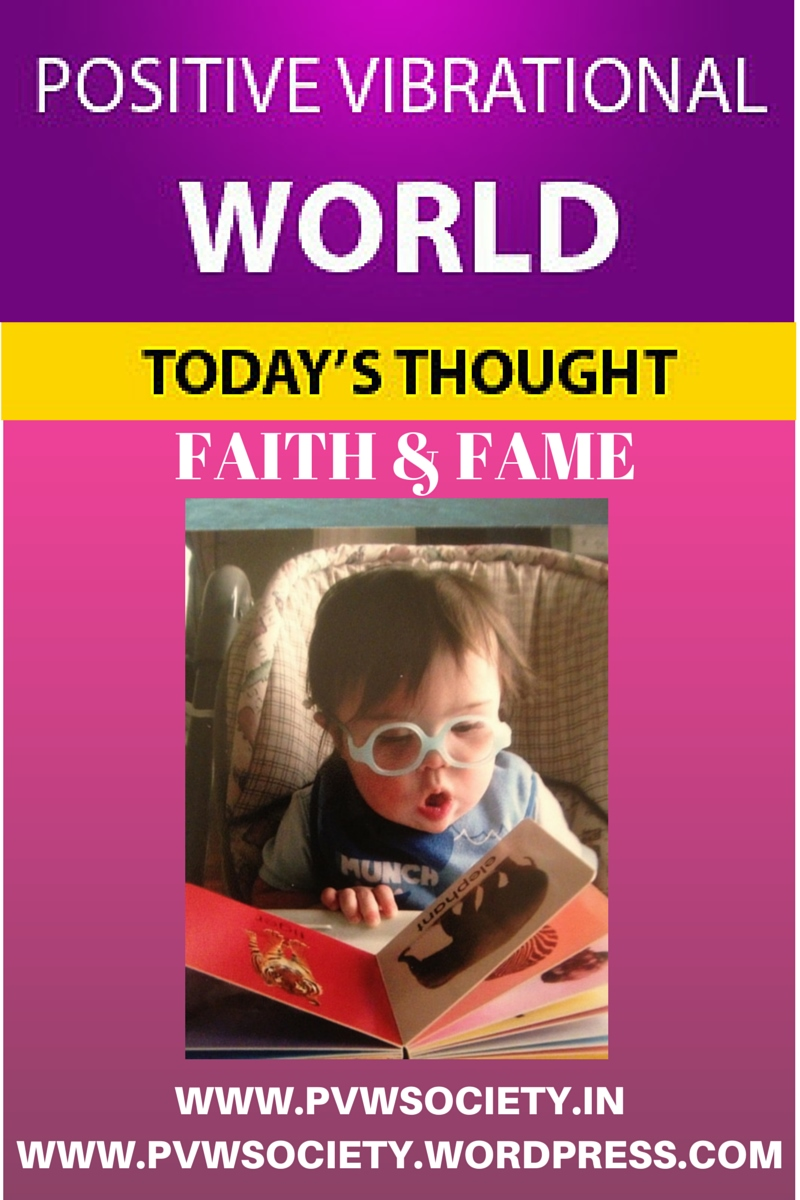 Faith and Fame1