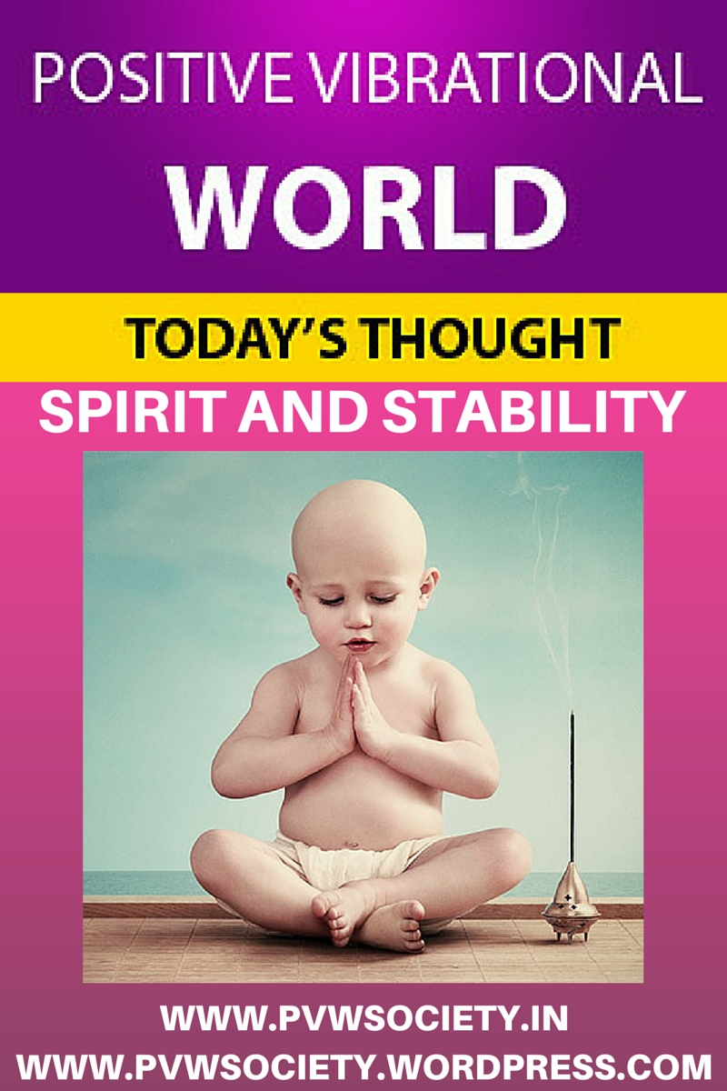 SPIRIT AND STABILITY (2)